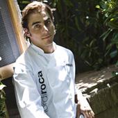 ジョルディ・ロカ氏。1978年生まれ。「エル・セジェ・ド・カン・ロカ」でパティシエを務める。長兄のジョアン(1964年生まれ)らと力を合わせ、さらなる高みを目指す