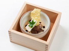 【優勝作品】神戸牛の一根三菜の極旨煮 ~清酒発祥の地の酔いどれ仕立て