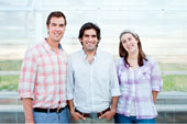 ゴッサム・グリーンズはニューヨーク出身の3人の起業家がつくった革新的企業