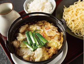 もつ鍋つけ麺 ¥880