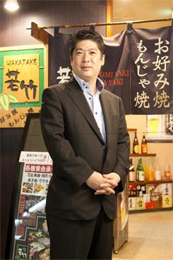 田口 優英 氏