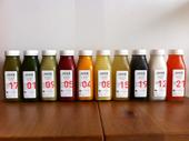 現在の売上トップ10(本数ベース)の10種類。これら10種をミニカップ(各60ml)で試飲できる「ザ・フライト」(8ドル=約960円)も提供