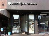 ジュース・サーブド・ヒヤ(Juice Served Here)シルバーレイク店