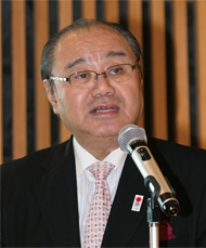 一般財団法人 飛騨・高山観光コンベンション協会 会長 堀 康則 氏