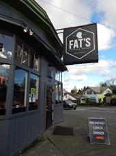 ファッツ・チキン・アンド・ワッフルズ(Fat's Chicken and Waffles)
