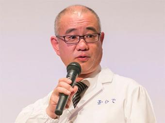 鳥料理 玉ひで 八代目主人 山田 耕之亮 氏