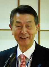新潟市長 篠田 昭 氏