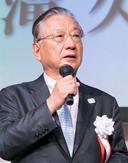 開会に当たり挨拶に立つ株式会社ぐるなび 代表取締役会長 CEO・創業者の滝久雄