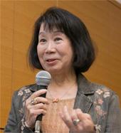NPO法人 日本食茶の会 理事長 石川 味知子 氏