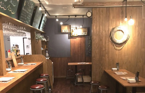 貝と白ワインのバル KAKIMARU 西院店(京都・西院)