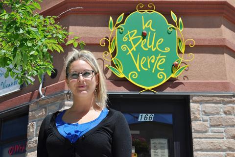 ラ・ベレ・ヴェルデ(La Belle Verte)