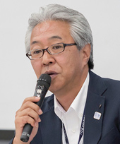 川崎市市民文化局 オリンピック・パラリンピック推進室室長 原 隆 氏