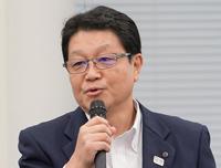川崎市副市長・伊藤弘氏は「多様な人々が過ごしやすい環境を整えたい」と「かわさきパラムーブメント」について語った