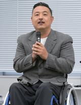 バリアフリー研究所 代表 木島 英登 氏
