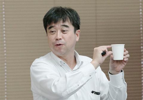 有限会社 こまち 代表取締役 横田 光敏 氏