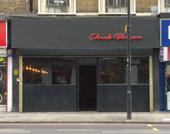 チャック・バーガーズ スピタルフィールズ店(Chuck Burgers Spitalfields)