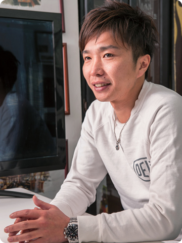 株式会社ラフダイニング 大坪友樹氏