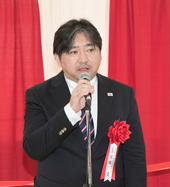 株式会社 外食産業新聞社 代表取締役 川端 隆 氏