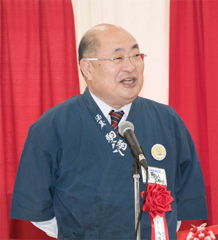 一般社団法人 日本居酒屋協会 会長 株式会社 駒八 代表取締役社長 八百坂 仁 氏