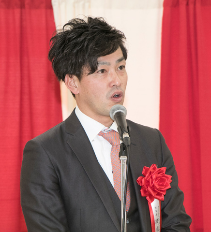NPO法人 居酒屋甲子園 理事長 株式会社nadeshico 代表取締役 細川 雄也 氏