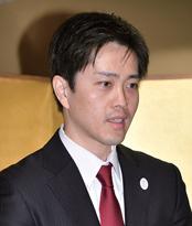 大阪市長 吉村 洋文 氏