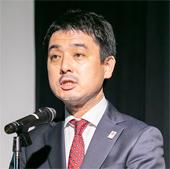 株式会社サンライズ 常務取締役 佐々木 新 氏