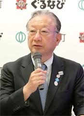 株式会社ぐるなび 代表取締役会長CEO・創業者 滝 久雄