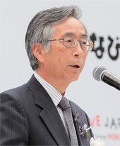 新千歳空港ターミナルビルディング株式会社 代表取締役社長 阿部 直志 氏