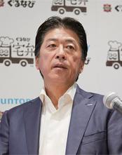 サントリービバレッジソリューション株式会社 土田 雅人 氏