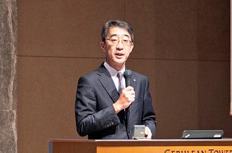 ロイヤルホールディングス株式会社 代表取締役会長兼CEO 菊地 唯夫 氏