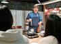 県産食材を使うワークショップを地元の生産者を招いて開催し、新潟の食の価値と魅力を発信!