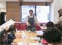 毎回、テーマに沿ってコツを披露。参加者とLINEでもつながり、料理の質問や予約も受け付ける