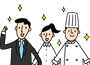 スタッフ全員で「意識改革」を! 食中毒を防ぐための衛生管理