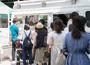 東京・二子玉川で東北の生産者がマルシェを開催、東北出身の松本浩之シェフもキッチンカーで活躍!