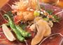 季節の味とのマリアージュを提案 お酒がすすむ! 秋のひと皿