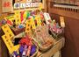 日本のおもちゃや「つかみ取り」体験など、アミューズメント効果で記憶に残る店に!