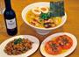鶏と野菜類のポタージュ風スープが特徴のラーメン店とは
