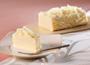 ホワイトチョコレートを使った純白のガトーショコラが好評!