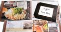 外国語メニューブックで郷土料理を説明。日本らしい古民家を移築した空間も大好評!